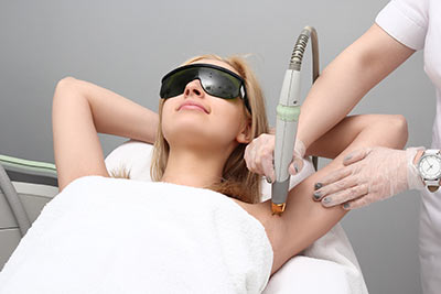 Use Halo laser treatment for smoother skin