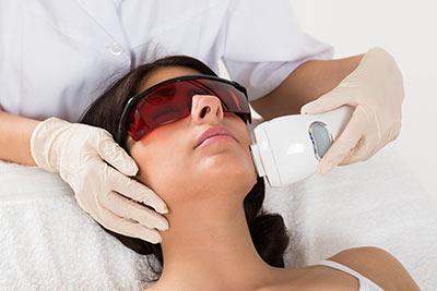 Laser technology for skin repair
